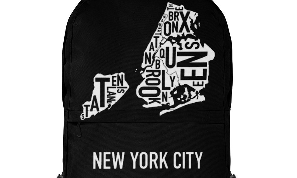The Boroughs Backpack