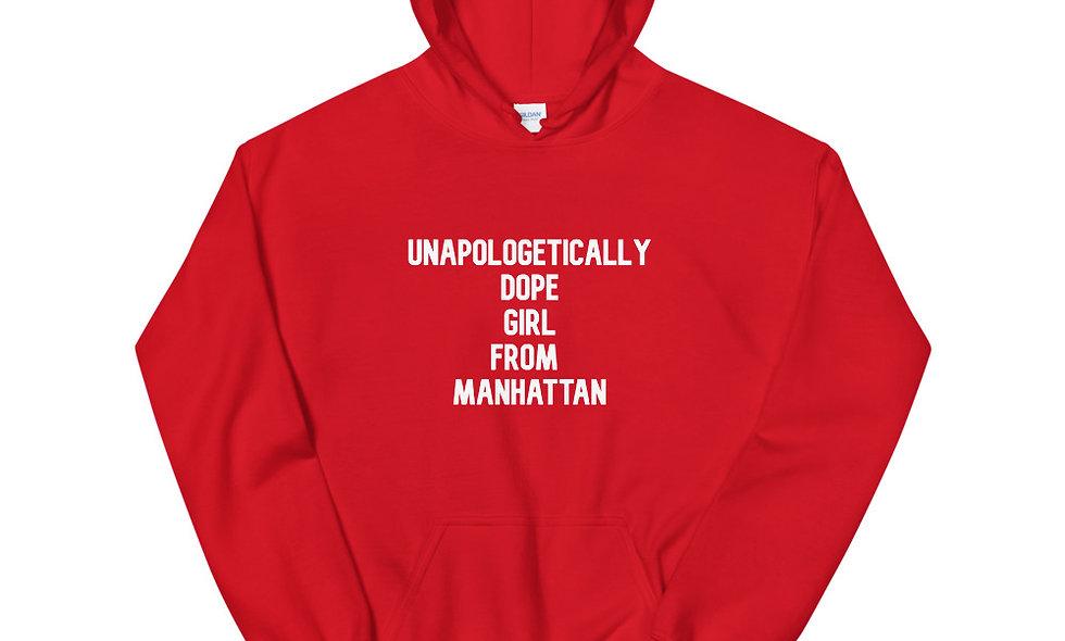 Dope Girl From Manhattan Hoodie