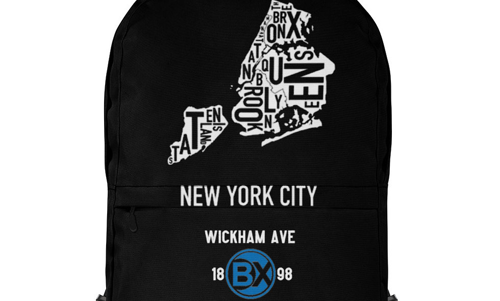 Wickham Ave - The Boroughs Backpack