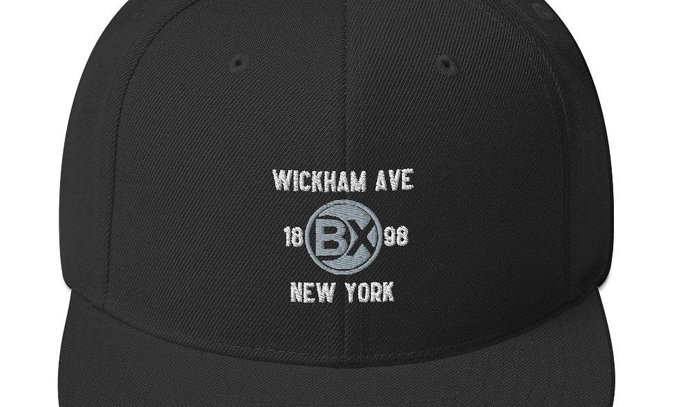 Wickham Ave Snapback Hat