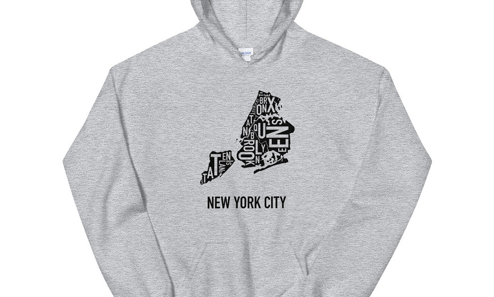 The Boroughs Hoodie