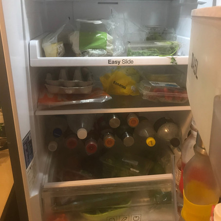 Whats in my fridge?