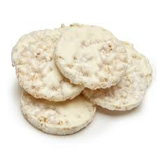 Are yoghurt rice cakes good snacks?