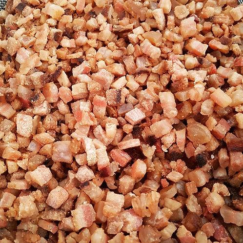 Bacon Artesanal em Cubos 500g