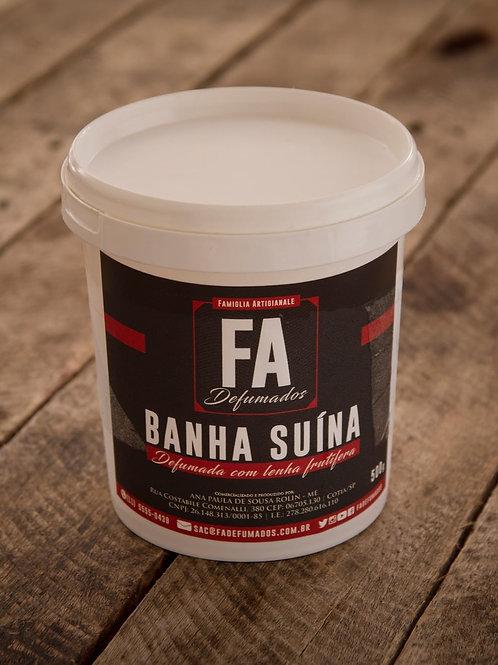 Banha Suína Defumada 500g