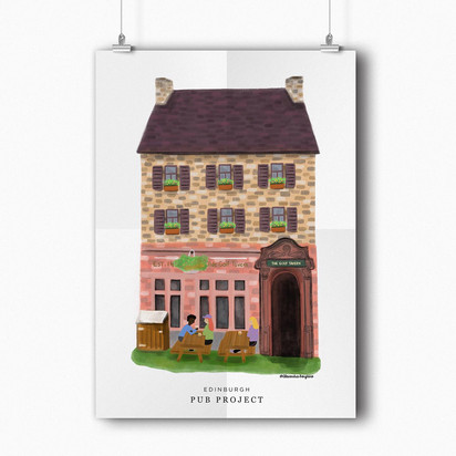 Alexandra Borghino-Edinburgh Pub Project