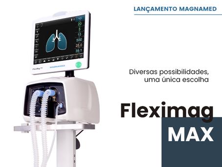 Lançamento FlexiMag MAX: Diversas possibilidades, uma única escolha