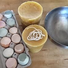 Nos cocos pour Pâques !