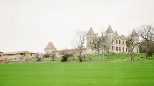 Les châteaux du Gers