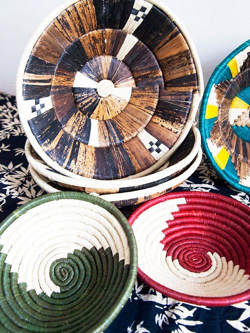 Handmade Grass-Woven Baskets