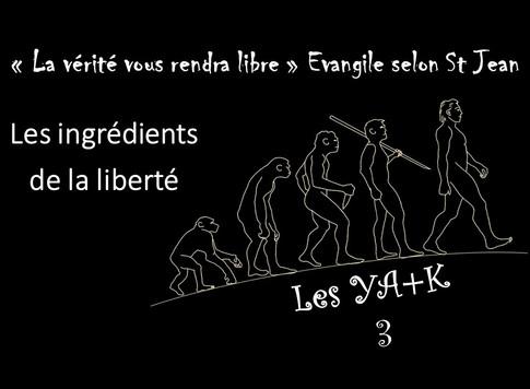 YA+K 3    LES INGRÉDIENTS DE LA LIBERTÉ