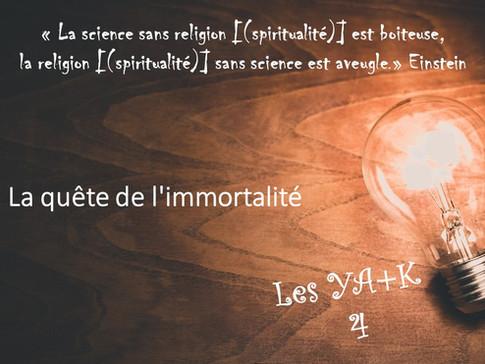 YA+K 4 - Tous transhumanistes ou hyper Conscients ?