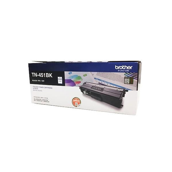Brother TN-451BK Standard Toner Cartridge Black (3000 pages)