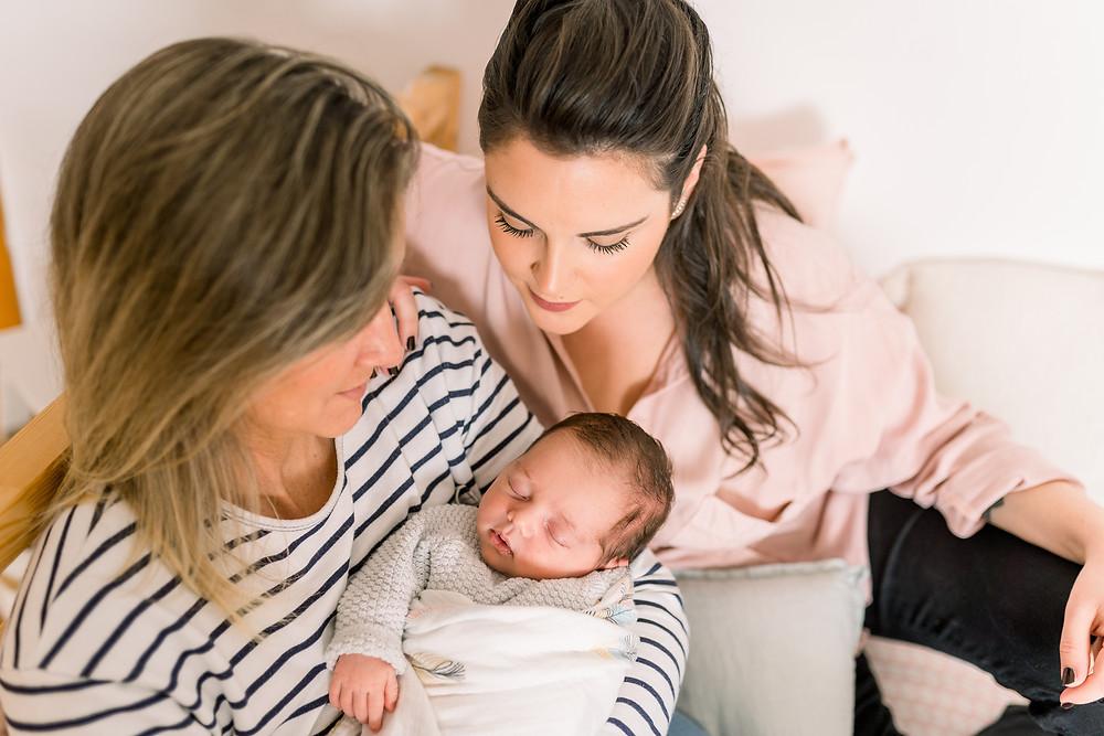 Blog PMA Léa & Capucine - L'enfant de deux mamans