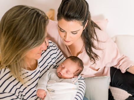 Témoignage - Être l'enfant de deux Mamans