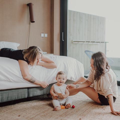 Léa, Capucine & Liv