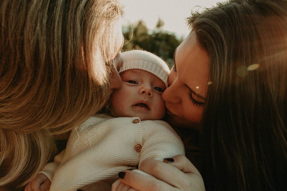 Blog PMA Léa & Capucine - Adoption