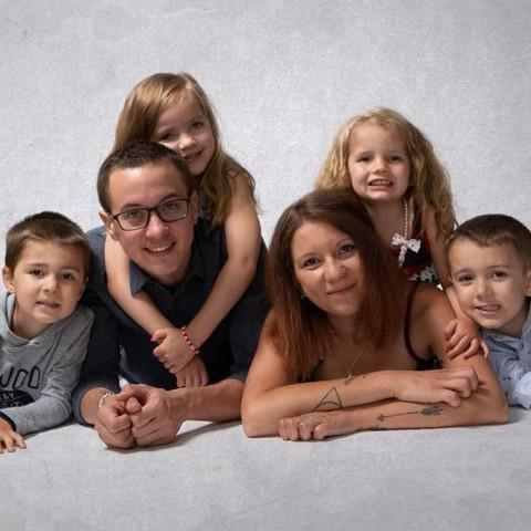 Jonas, Harmonie & leurs enfants