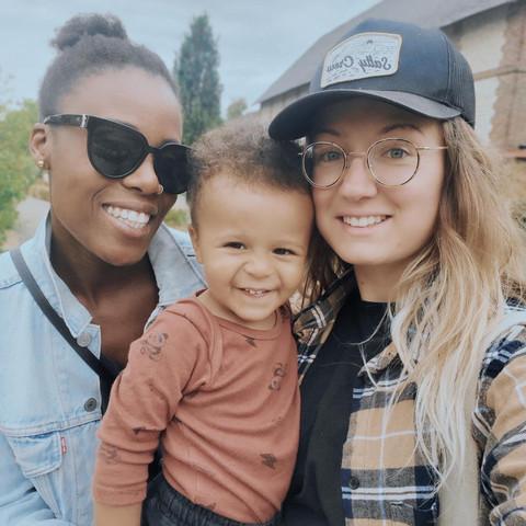 Johanna, Naima & Elaïjah