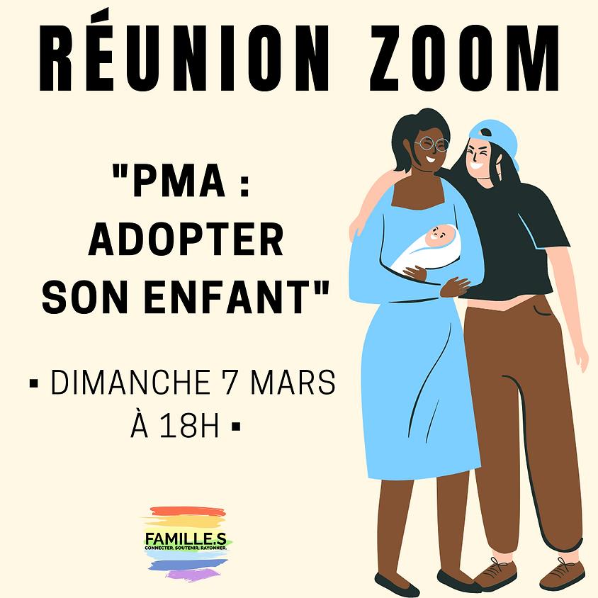 ZOOM #2 / PMA : adopter son enfant