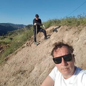 Suomalaisen mökkeilyä Espanjassa