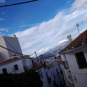 Lähempänä taivasta Axarquíassa