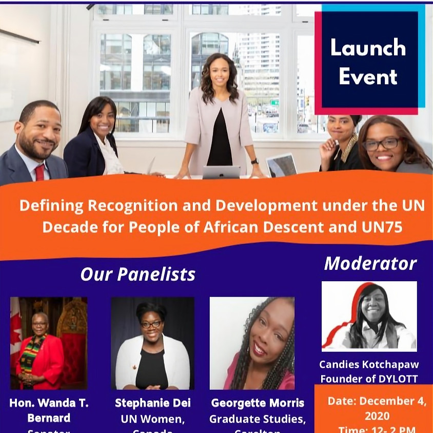 Defining Recognition and Development under the UN Decade for People of African Descent and UN75