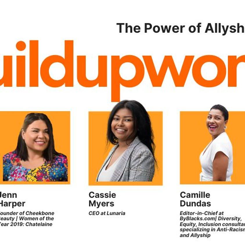 The Power of Allyship | #buildupwomen