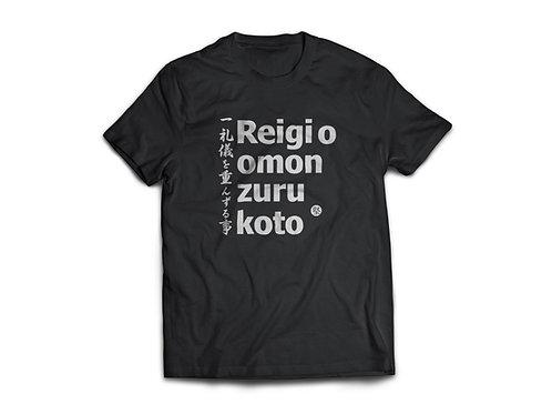 REIGI + LOGO KATAI