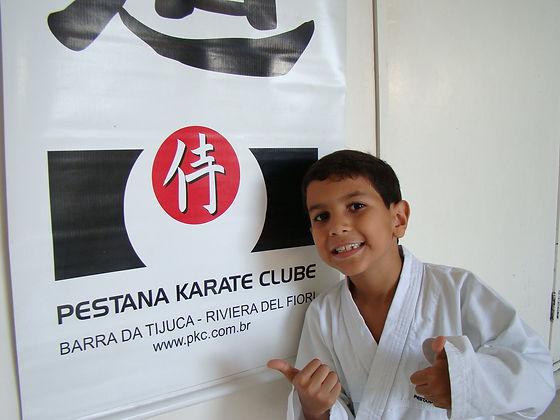 Academia Escola de Karate Shotokan Pestana Karate Clube Barra da Tijuca