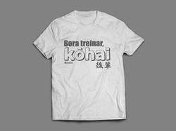Bora treinar_camisa branca