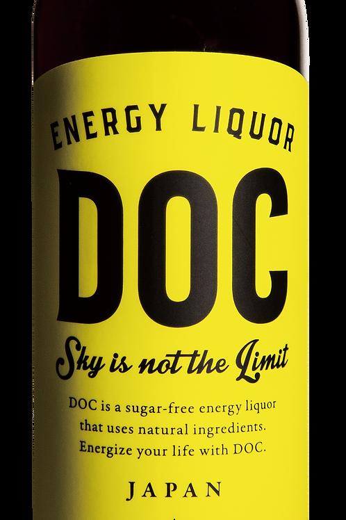 DOC Energy liquor