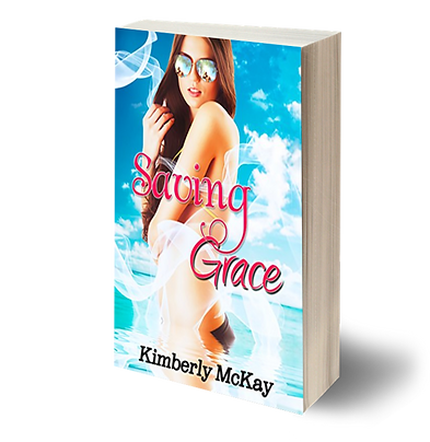 The cover for Saving Grace