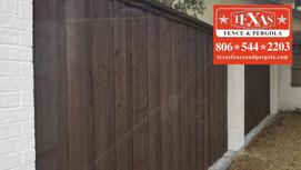 Texas Fence-Pergola