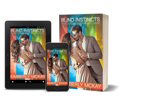 Blind Instincts is LIVE on Amazon!