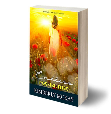 The cover for Endless Possibilities