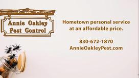 Annie Oakley Pest Control