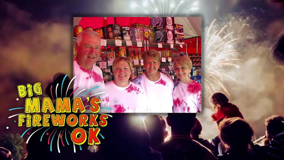 Big Mamas Fireworks OK
