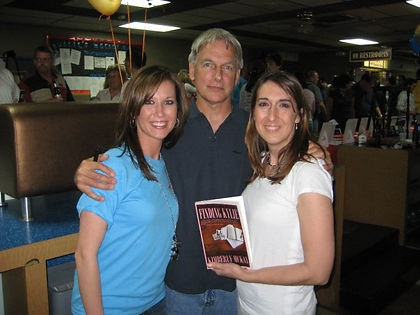 ACTOR, MARK HARMON FROM NCIS