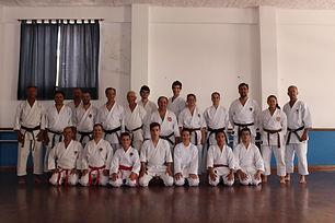 Treino de Graduados- Algarve