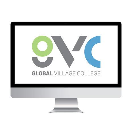 Logo design for Global Village College