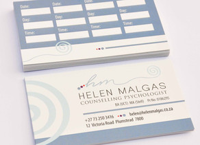 HELEN MALGAS COLLECTION:  LOGO, BUSINESS CARD, EMAIL SIGNATURE & LETTERHEAD