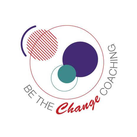 Be the Change Coaching logo design
