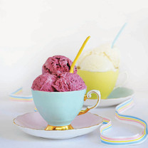 Ice cream food photography