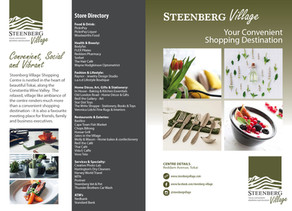 STEENBERG VILLAGE STORE DIRECTORY PROJECT