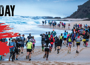 SOX 3 DAY TRAIL RUN: POSTER & FB COVER DESIGN