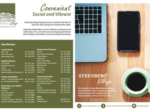 STEENBERG VILLAGE DIRECTORY SPRING/SUMMER 2017 PROJECT