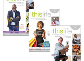 thislife magazine PROJECT