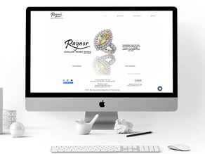 Raynor Jewellery Design Studio Website