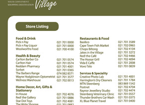 Steenberg Village: The Constantiaberg Summer 2019 Directory
